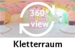 360-Grad-Aufnahme: Kletterraum