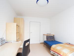 Einzelzimmer in der Generationen-WG Neumargareten in der Hanauskagasse.