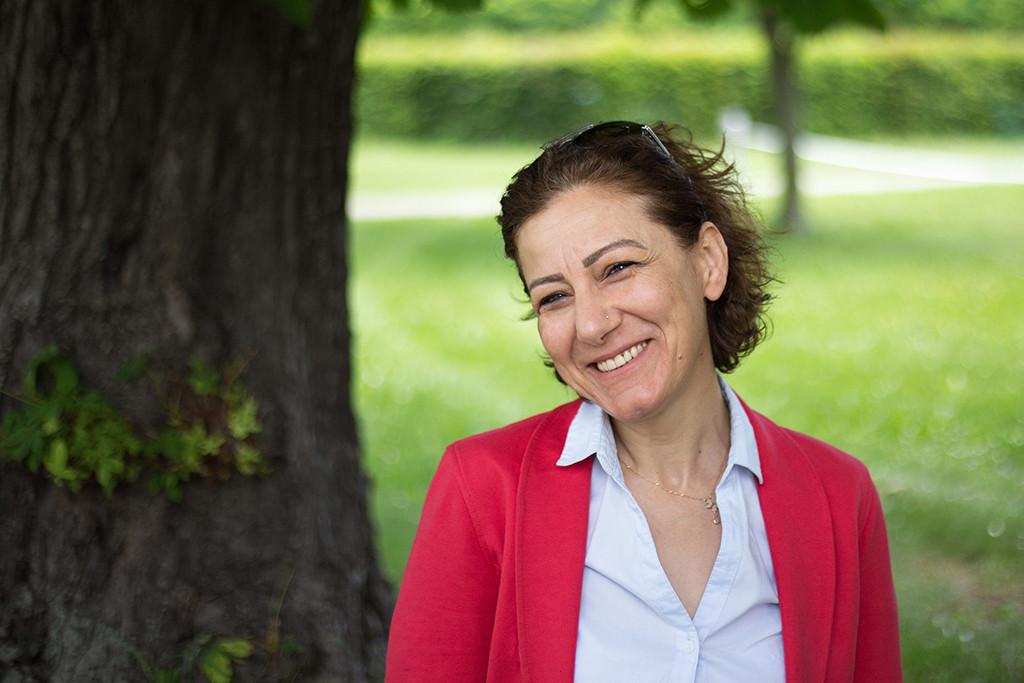 Heimleiterin des ÖJAB-Hauses Liesing Hülya Turac-Yilmaz