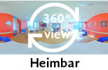 360-Grad-Aufnahme Heimbar