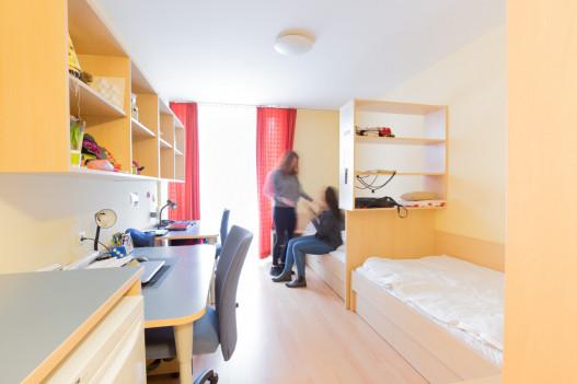 Twin Room of the ÖJAB-Hauses Burgenland 2.