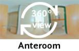 360-view of anteroom