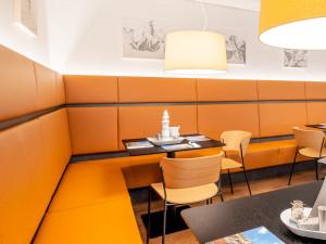 Communal room at the ÖJAB-Haus Niederösterreich 1. Foto: myNext.