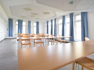 Seminarraum im ÖJAB-Haus Donaufeld.