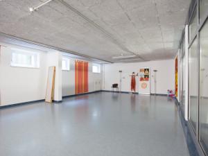 Partyraum im ÖJAB-Haus Eisenstadt.