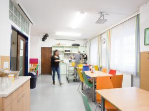 Breakfast room of the ÖJAB-Haus Niederösterreich 2.