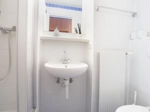 Badezimmer im ÖJAB-Haus Donaufeld.