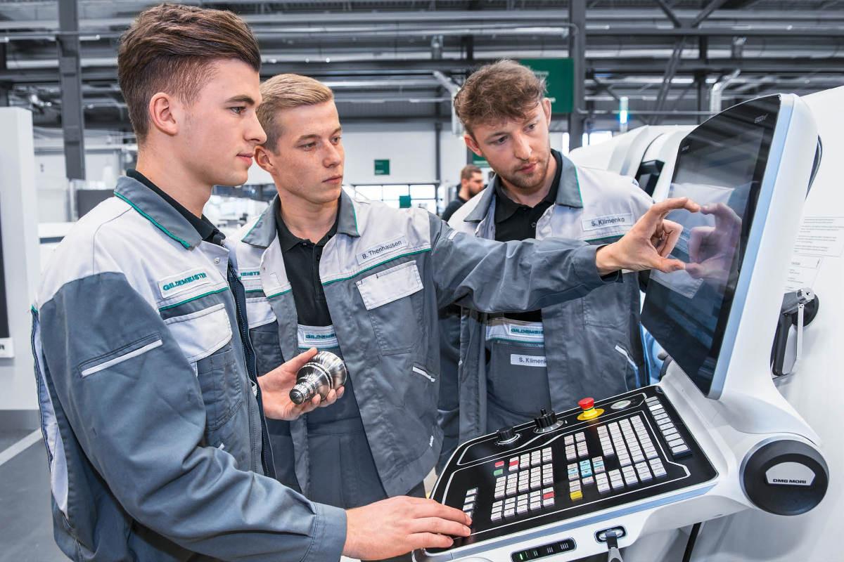 Teilnehmer der RISE Metall Fortbildung