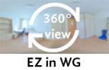 360-Grad-Aufnahme: Einzelzimmer in WG