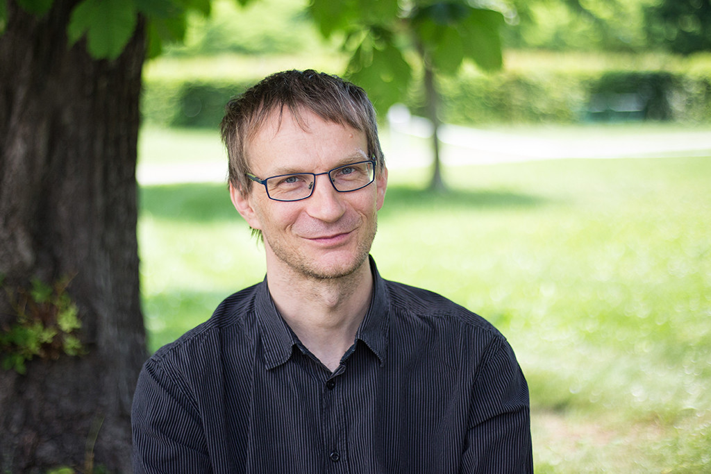 Heimleiter des ÖJAB-Hauses Sandwirtgasse Matthäus Pojda.