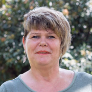 Edith Lamacz, BewohnerInnenservice des ÖJAB-Hauses Neumargareten.