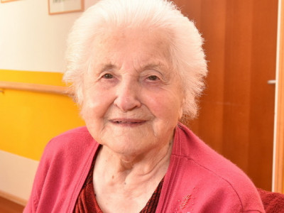 Maria Hafner (96)