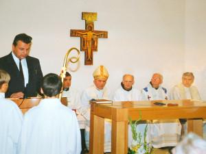 1993 in der Kapelle des ÖJAB-Haus St. Franziskus