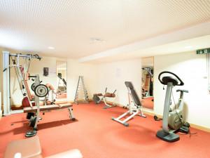 Fitnessraum des ÖJAB-Hauses Liesing.