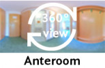 360-view of an anteroom