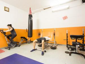 Fitness room of the ÖJAB-Haus Niederösterreich 2.