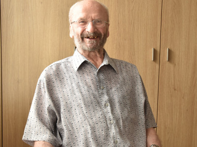 Portraitfoto Reinhold Volk