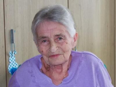 Portraitfoto Elfriede Pani