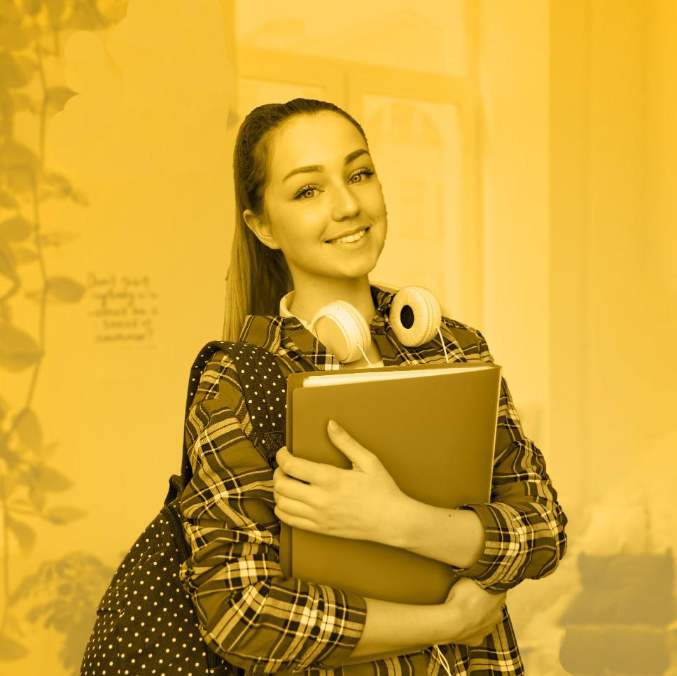 Symbolbild Schülerin der PSÖ Pflegeschule der ÖJAB