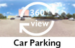 360-view of the Car Parking Space.