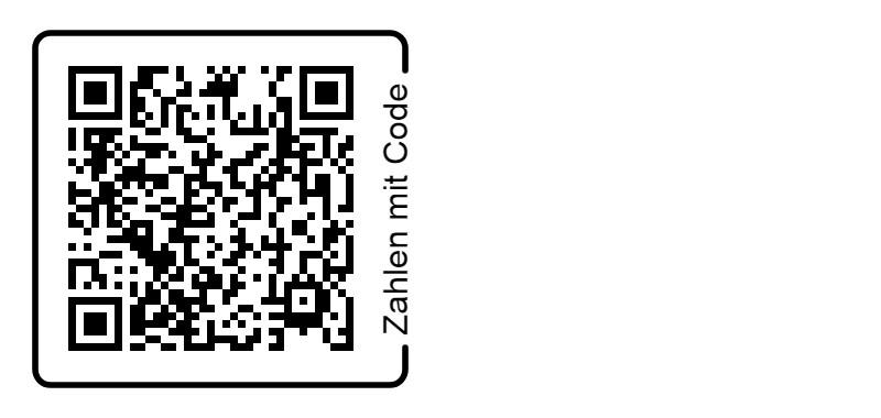 QR Code für ÖJAB-Spendenkonto der ERSTE BANK