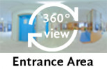 360-view of the Entrance Area.