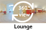 360° view of dorm bar