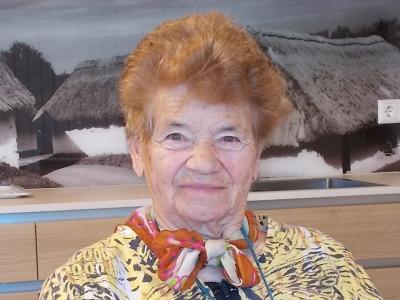 Portraitfoto Gisella Koller.