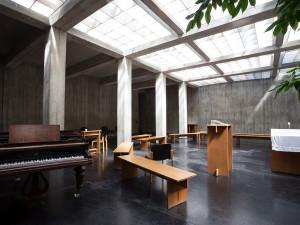Kapelle im ÖJAB-Haus Peter Jordan.