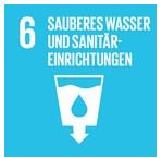 Symbolbild Sauberes Wasser und Sanitär-Einrichtungen
