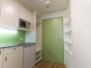 Single Room at the ÖJAB-Haus Niederösterreich 1.