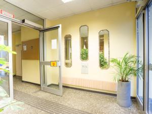 Eingangsbereich des ÖJAB-Hauses Burgenland 2.